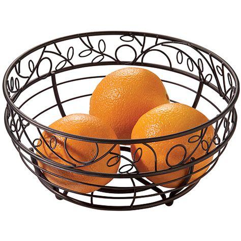 fruit bowl walmart interdesign twigz fruit bowl walmart