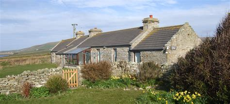 Orkney Cottages by Findlay S Cottage Orphir Orkney