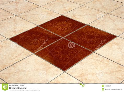 Kitchen Design L Shape by Floor Tiles Stock Image Image Of Ceramic Close Floor