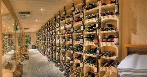 Wine Cellar Bar - fitting out of wine cellars