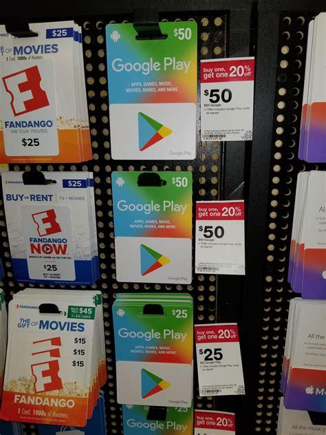 Cheap Google Play Gift Card - target discount on google play cards dbzdokkanbattle