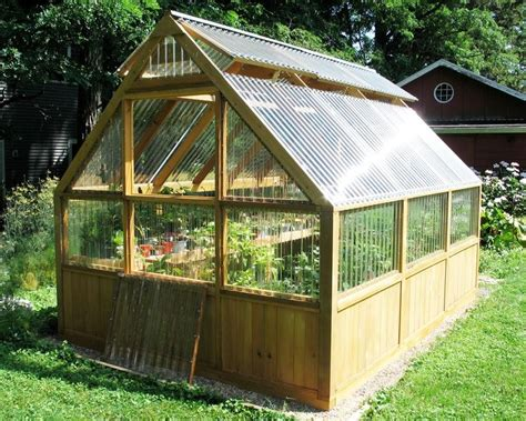 design your own green home diy greenhouse plans and greenhouse kits lexan