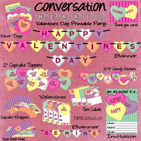 printable valentines decorations 301 moved permanently
