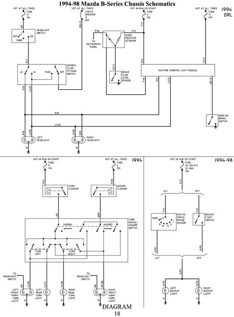 b2600 mazda wiring diagram new wiring diagram 2018