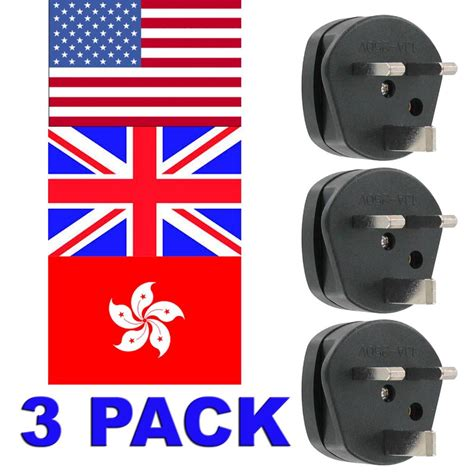 what type of is kong 3 hong kong uk ac outlet power adapter converter us to type g travel ebay