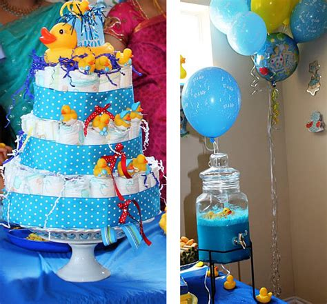 Duck Themed Baby Shower For by Rubber Duck Themed Baby Shower Ideas Popsugar