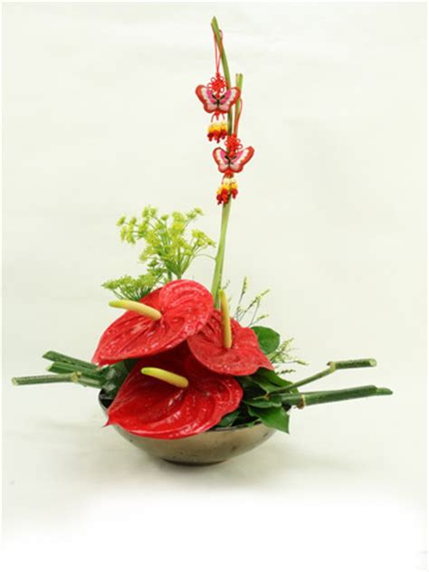 Cny Home Decor Cny Gift Her Cny Florist Decor Cl04 B3563 Give Gift Boutique Flower Shop