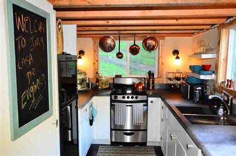 tiny home with a big kitchen functional tiny house close to nature pre tend be curious