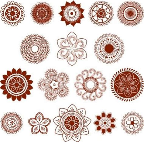 Buff Circle Pattern 2 14 best images about henna circle on henna