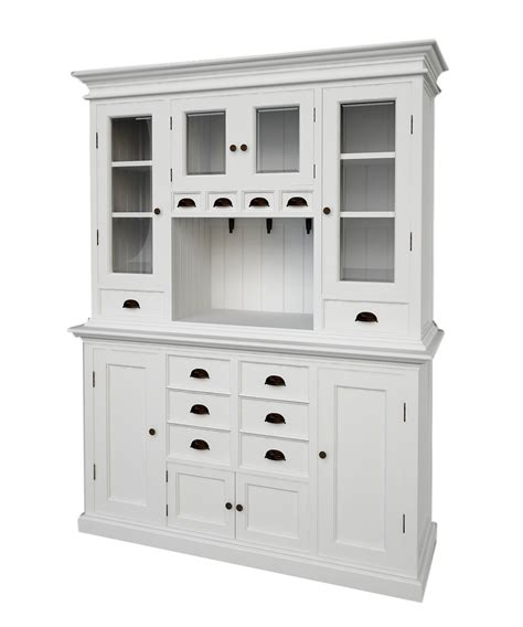 Sideboards: interesting kitchen buffet and hutch White Kitchen Buffet And Hutch, Buffet Hutch