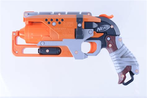 better nerf by science the works guide strike hammershot