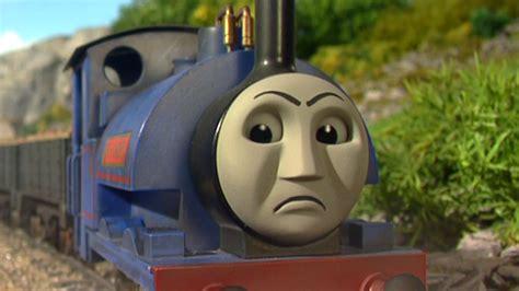 Thomas The Tank Engine Face Meme - image 869190 thomas the tank engine know your meme