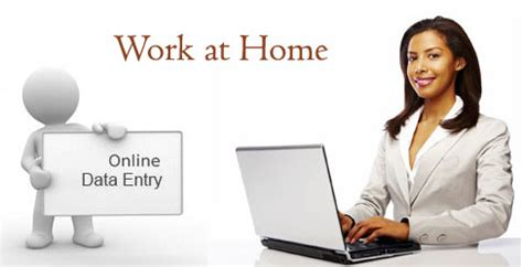 Work From Home Online Data Entry - online data entry jobs work at home jobs outlook