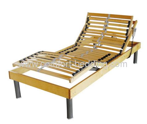 king size adjustable bed with mattress manufacturers and suppliers in china