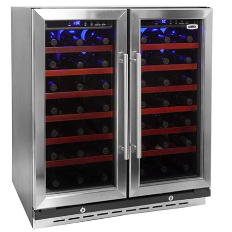 18 inch wide under counter wine cooler undercounter wine cooler usa