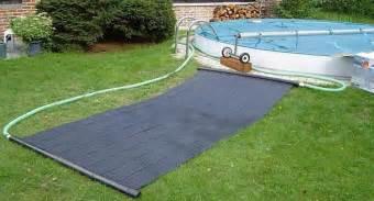 tapis chauffant piscine chauffage solaire piscine explications