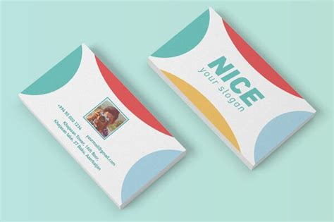 pretty business card templates free pretty business card vector template titanui