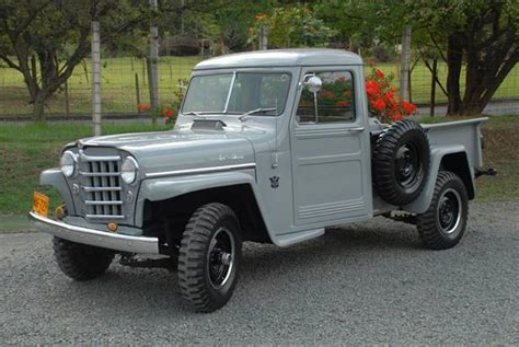 imagenes de pick up jeep willys obelisco classic car club cali colombia willys pick up 1948