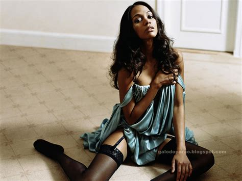 From A To Zoe by Thandie Newton Zoe Saldana Pictures 6k Pics