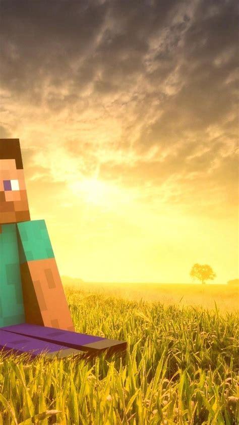 video games landscapes steve minecraft wallpaper