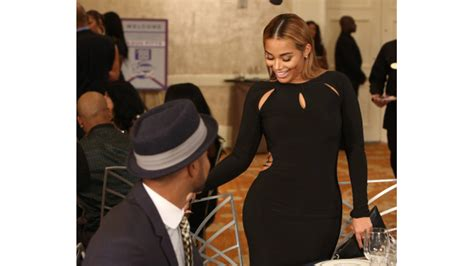 photis of lauren london on the game with blonde hair grab her style the black cut out dress from bet s the