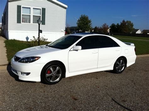 toyota camry 2005 modified bori 24 camryse 2005 toyota camry specs photos