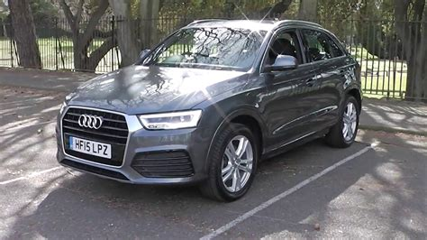 Audi Q3 1 4 Tfsi by Audi Q3 1 4 Tfsi S Line Www Promotors Co Uk