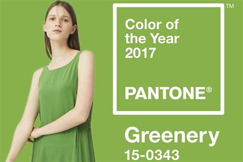 pantone color of the year 2017 announcement how to wear greenery the color of the year magali vaz