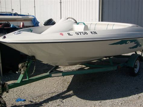 regal rush xp jet boat 1995 regal boats rush xp jet with trailer for sale