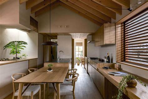 Grüne Maden by Japan Micro House With Small Zen Garden Interiorzine