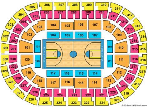 oklahoma city thunder seating chart image gallery oklahoma city thunder seating chart