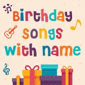 my name birthday songs android apps on google play
