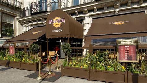 rock cafe ristorante americano visitlondon