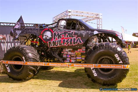 monster truck jam las vegas monster jam world finals pit party monsters monthly
