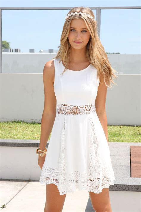 Top 10 Must Dresses For The Summer by Crisp White Wardrobe Must Haves For Summer Glam Radar