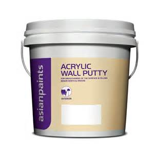Wall Putty Asian Paints Acrylic Wall Putty Buy Online In India