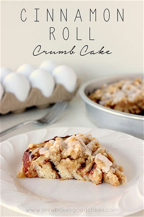 Special Roll Cake Without Topping cinnamon roll crumb cake bakes cakes
