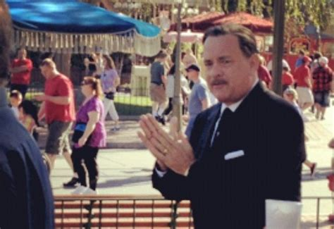 walt disney biography movie tom hanks tom hanks on playing walt disney in saving mr banks i