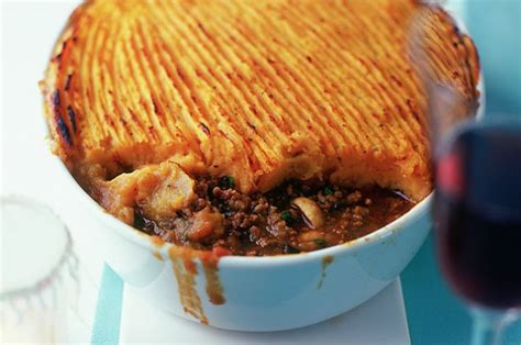 Sweet Potato Cottage Pie Oliver by Spiced Cottage Pie With Sweet Potato Topping Recipe