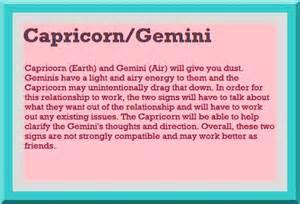 capricorn love match