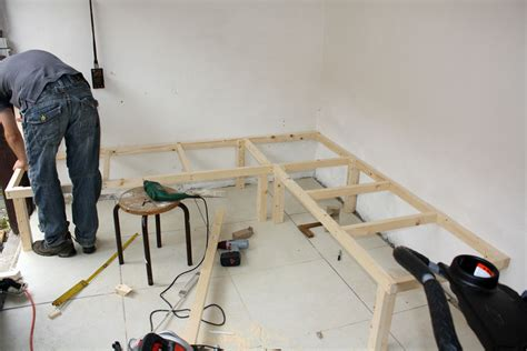 how to build a corner bench seat a bench for all seasons building a harvest kitchen part
