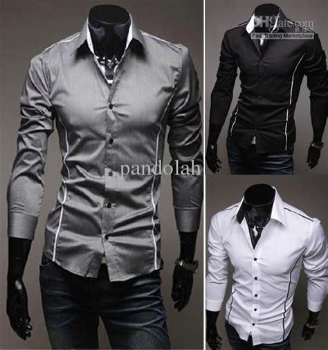 luxury designer fashion buy 2016 mens fashion luxury stylish casual designer dress