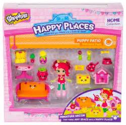Home Decorators Collectors happy places shopkins s2 welcome pack moose toys