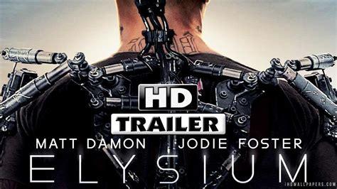 s day trailer espa ol elysium trailer 2013 en espa 241 ol