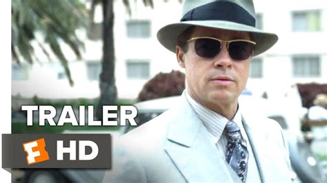 Allied Search Allied Official Trailer Teaser 2016 Brad Pitt