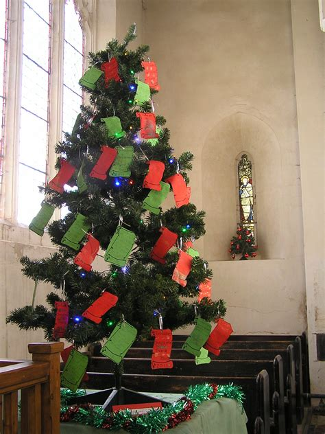 christmas tree festival message tree friends of