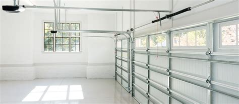 Inside Garage Door by Garage Door Interior Becker Garage Door Installation
