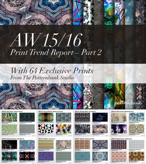 fabric pattern trends 2015 trends patternbank print trend report part 2 aw 15
