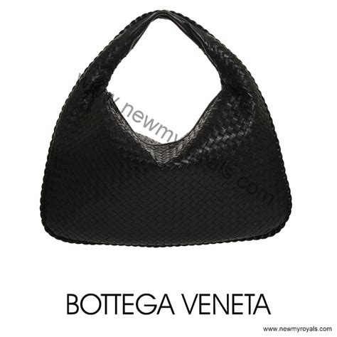 Bottega Veneta Royal Veneta Handbag by Prince Frederik Princess Attend A Concert