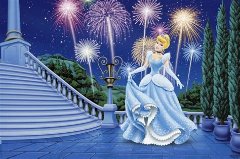 Disney Princess Castle Wall Mural cinderella mickey mouse pictures